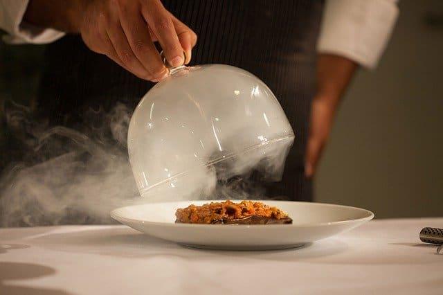 イノベーティブな料理