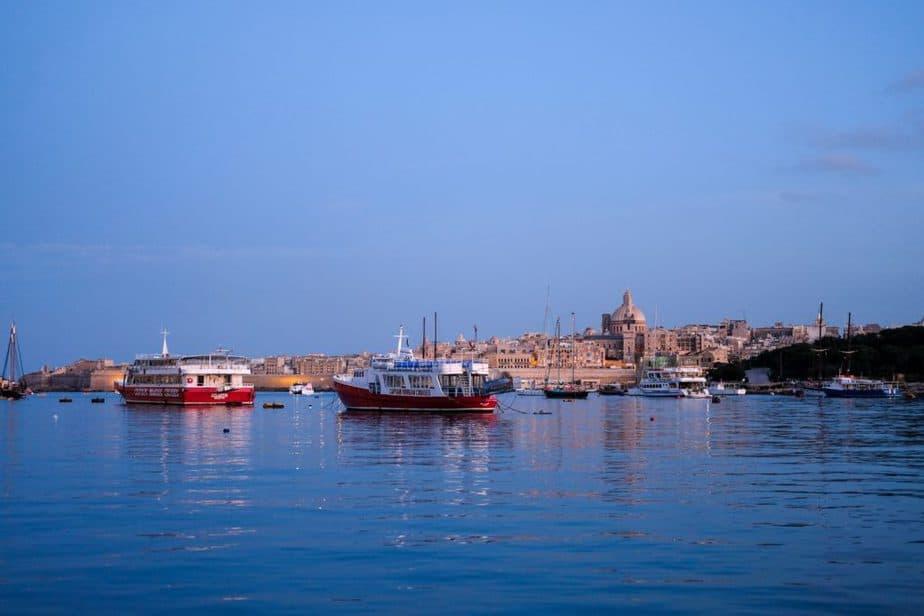 マルタの景色