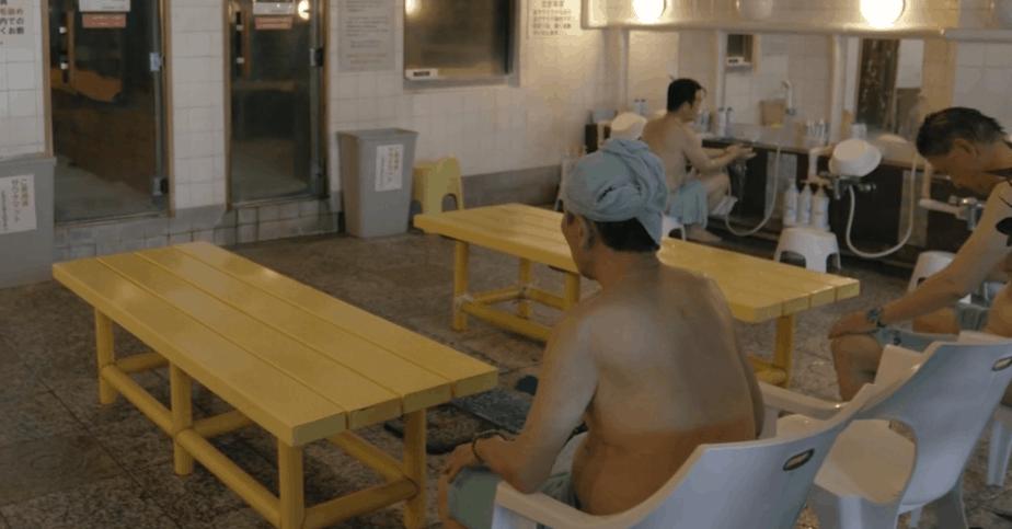 しきじ浴室